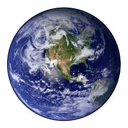 Por que a Terra é redonda