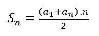 Progressão Aritmética 1